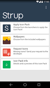 Strup - Icon Pack v2.1