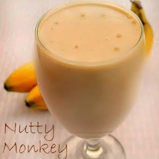 Nutty Monkey Smoothie.