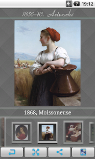 William-Adolphe Bouguereau Art - screenshot thumbnail