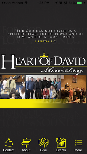 Heart of David Ministry