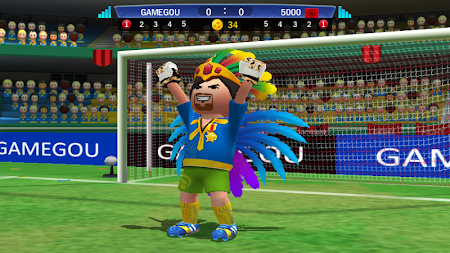 Perfect Kick - Soccer 1.5.5 screenshot 4745