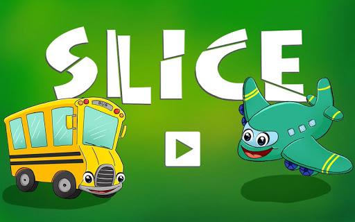 Slices - pojazdy