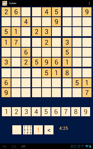 Sudoku for Tablets Pro