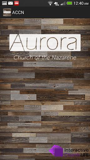 Aurora Church of the Nazarene