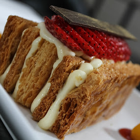 Yummy French... by Renato Marques - Food & Drink Candy & Dessert ( layered, cake, french, dessert,  )