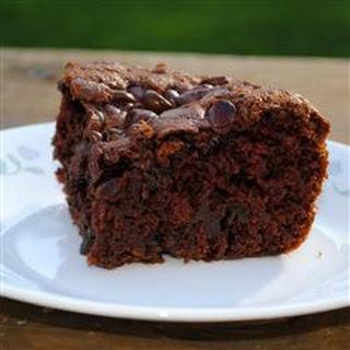 Crazy Mixed Up Cake