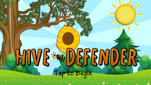 HiveDefender - Defend the Hive