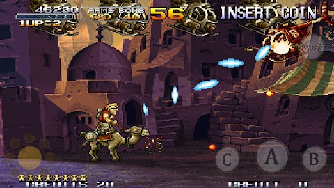 METAL SLUG X Screenshot 1