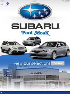 Paul Moak Subaru Used Cars
