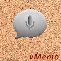 vMemo icon