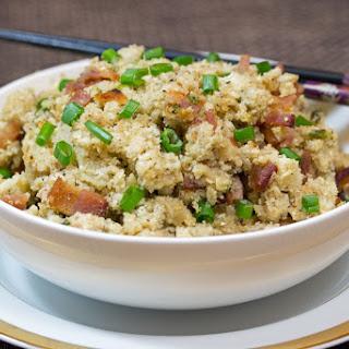 Cauliflower Rice.