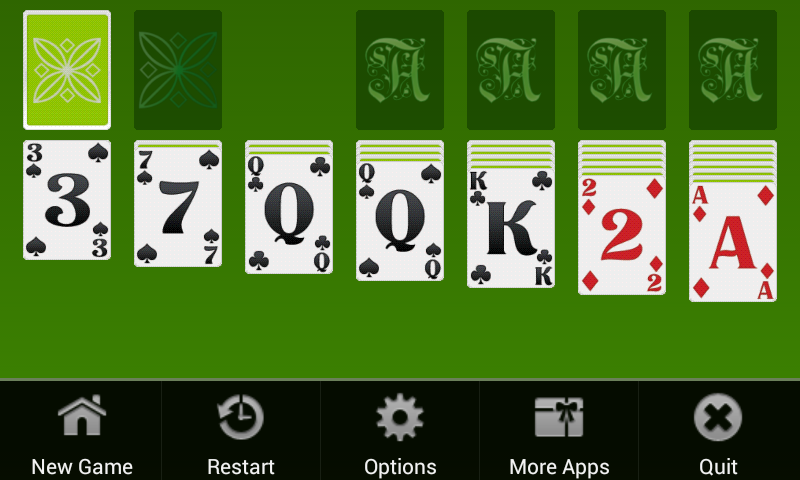 Solitaire Pack- screenshot