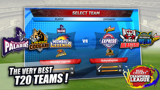 Real Cricket™ Champions League v1.0.0