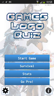 Games Logo Quiz - screenshot thumbnail
