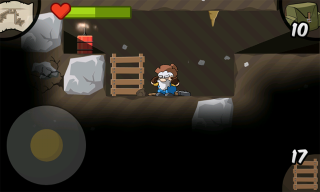 Gem Miner 2 - screenshot