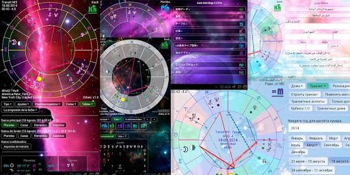 占星术光环。 +