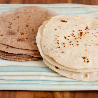 Homemade Tortillas – White and Whole Wheat Recipes.