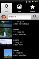 Screenshot of Rajce Viewer unofficial