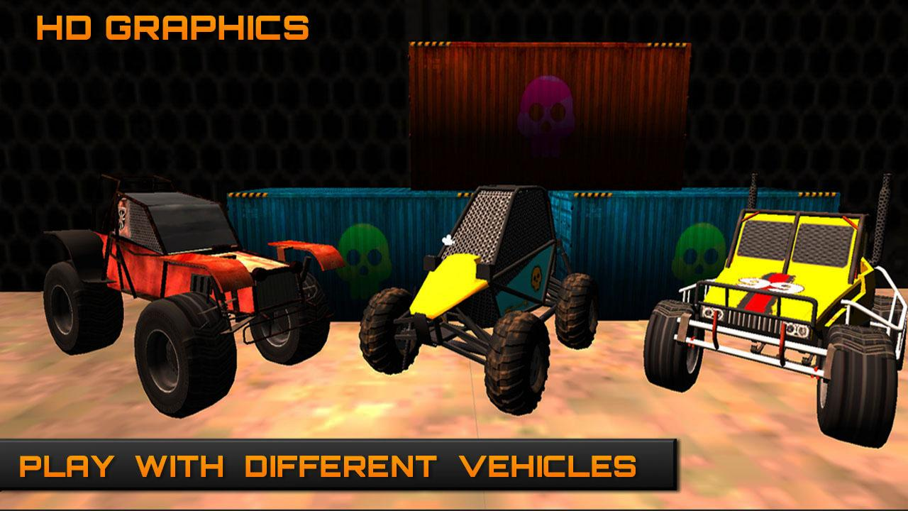 Monster Buggy 3D- screenshot