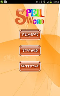 Spell Word- screenshot thumbnail
