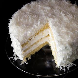 Thomas Keller'S Coconut Cake Recipe