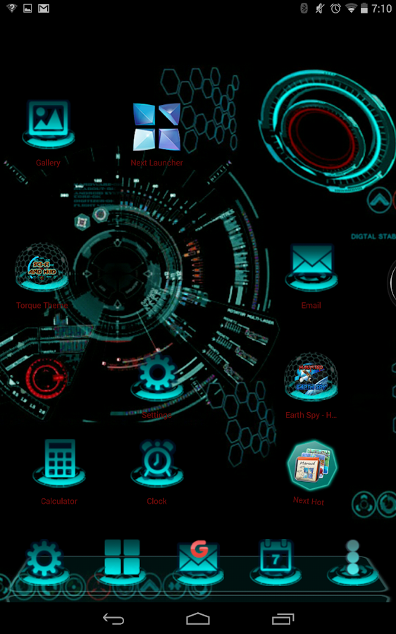Next launcher theme 3d free android apps on google play 3d apps free