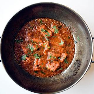 Punjabi Chicken Tikka Masala