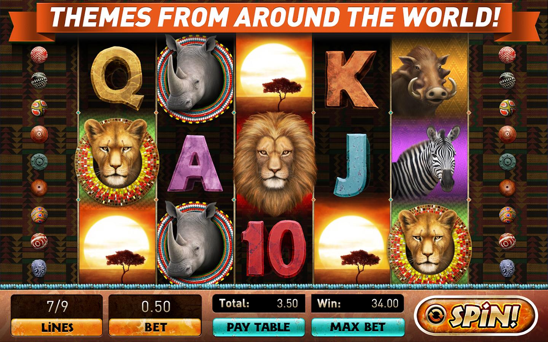 for fun casino games