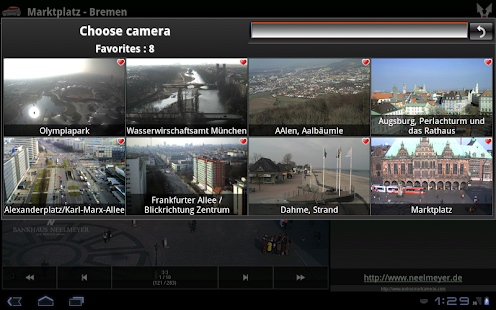 Cameras Deutschland - screenshot thumbnail
