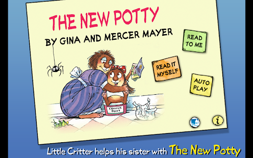 The New Potty - Little Critter - screenshot thumbnail