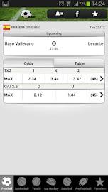 betscores®  live scores & odds Screenshot 7