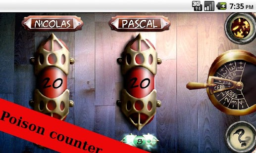 Steampunk MTG screenshot