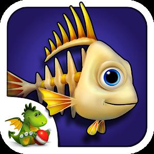 Fishdom Spooky HD (Full) Icon