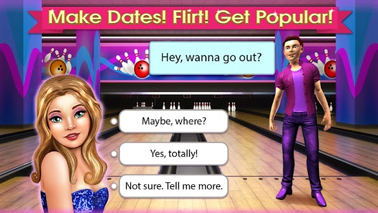 dating in high school story