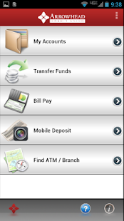 Arrowhead Credit Union- screenshot thumbnail