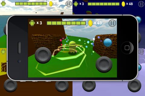 Super Droid World - screenshot