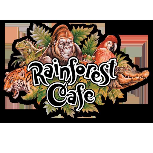 Rainforest Cafe London LOGO-APP點子