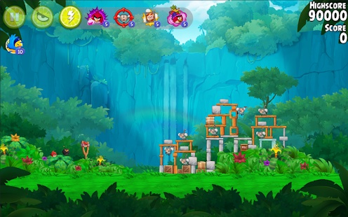 Angry Birds Rio Screenshot 26