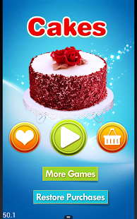 Cake Mania - Free Cooking Game