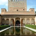 スペイン:アルハンブラ宮殿(ES001) icon