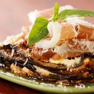 Aubergine Parmigiana with Manchego Cheese Recipe