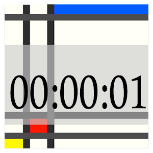 Seconds Clock Widget