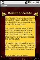 Screenshot of A Complete Ramadan Guide