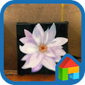 Painting Flower dodol Theme icon