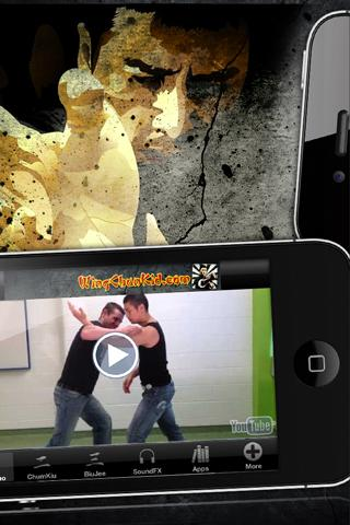 Wing Chun PRO - screenshot