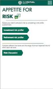 Appetite For Risk screenshot