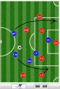 Soccer clipboard lite - screenshot thumbnail