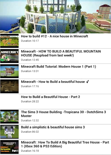 Build a Beautiful House
