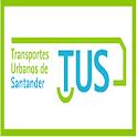 T.U.S. Santander logo