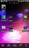 Screenshot of Honeycomb PRO GO Launcher